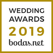 Fulanito y Menganita, ganador Wedding Awards 2019 Bodas.net