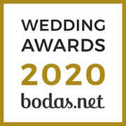 Fulanito y Menganita, ganador Wedding Awards 2020 Bodas.net